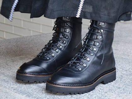 Суперактуальні високі черевики DEEP