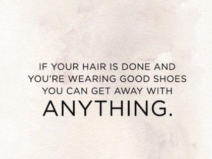 Smart thoughts: 11 цитат про взуття