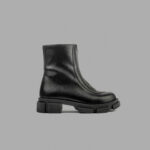 Black-leather-high-boots-te-streeters