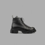 Total-Black-leather-hiking-boots-Gush